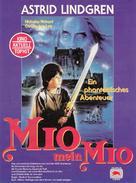 Mio min Mio - German Video release poster (xs thumbnail)