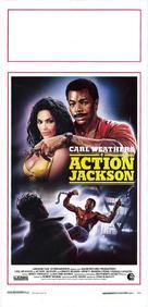 Action Jackson - Italian Movie Poster (xs thumbnail)