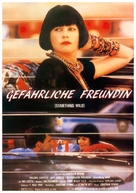 Something Wild - German Movie Poster (xs thumbnail)