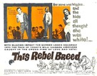 This Rebel Breed - Movie Poster (xs thumbnail)