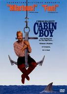 Cabin Boy - DVD cover (xs thumbnail)