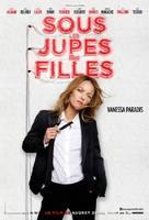 Sous les jupes des filles - French Movie Poster (xs thumbnail)