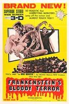 La marca del Hombre-lobo - Movie Poster (xs thumbnail)