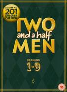 """Two and a Half Men"" - British DVD movie cover (xs thumbnail)"