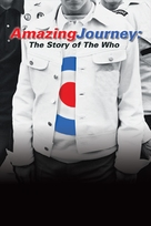 Amazing Journey: The Story of The Who - DVD movie cover (xs thumbnail)