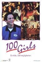 100 Girls - Swedish Movie Cover (xs thumbnail)