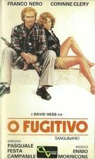 Autostop rosso sangue - Brazilian VHS cover (xs thumbnail)