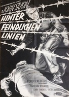 War Hunt - German Movie Poster (xs thumbnail)