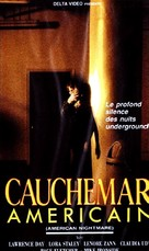 American Nightmare - French VHS movie cover (xs thumbnail)