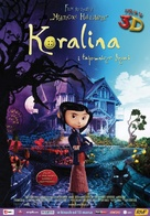 Coraline - Polish Movie Poster (xs thumbnail)