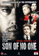 The Son of No One - Danish DVD cover (xs thumbnail)