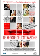 The Rules of Attraction - Italian Movie Poster (xs thumbnail)