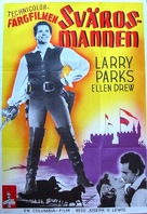 The Swordsman - Swedish Movie Poster (xs thumbnail)