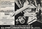 Starflight: The Plane That Couldn't Land - British poster (xs thumbnail)