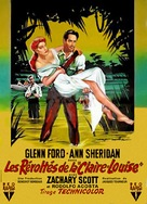 Appointment in Honduras - French Movie Poster (xs thumbnail)