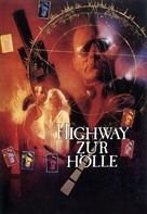 Highway to Hell - German DVD movie cover (xs thumbnail)