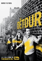 """The Detour"" - Movie Poster (xs thumbnail)"