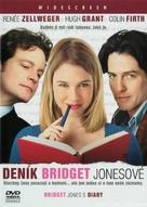Bridget Jones's Diary - Czech Movie Cover (xs thumbnail)