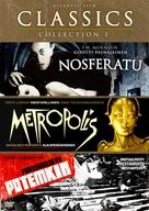 Bronenosets Potyomkin - Finnish DVD cover (xs thumbnail)