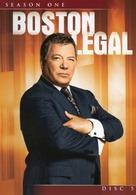 """Boston Legal"" - DVD movie cover (xs thumbnail)"