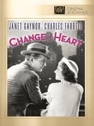 Change of Heart - DVD cover (xs thumbnail)