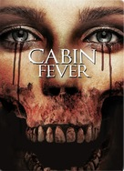 Cabin Fever - German Movie Cover (xs thumbnail)