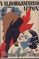 Valborgsmässoafton - Swedish Movie Poster (xs thumbnail)