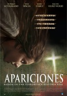 An American Haunting - Argentinian Movie Poster (xs thumbnail)