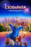 Wonder Park - Hungarian Movie Cover (xs thumbnail)