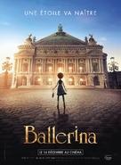 Ballerina - French Teaser movie poster (xs thumbnail)