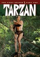 """""""Tarzan"""" - DVD movie cover (xs thumbnail)"""