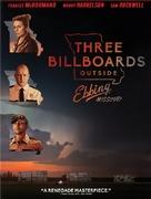 Three Billboards Outside Ebbing, Missouri - Movie Cover (xs thumbnail)