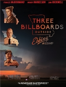 Three Billboards Outside Ebbing, Missouri - Movie Cover (xs thumbnail)