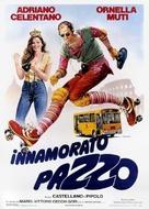 Innamorato pazzo - Italian Movie Poster (xs thumbnail)