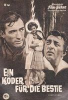 Cape Fear - German poster (xs thumbnail)