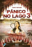 Lake Placid 3 - Brazilian DVD cover (xs thumbnail)