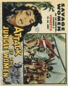 Attack of the Jungle Women - poster (xs thumbnail)