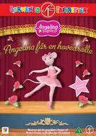 """Angelina Ballerina"" - Danish DVD cover (xs thumbnail)"