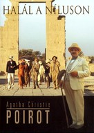 """""""Poirot"""" Death on the Nile - Hungarian poster (xs thumbnail)"""