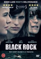 Black Rock - Danish DVD cover (xs thumbnail)
