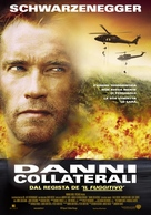Collateral Damage - Italian Movie Poster (xs thumbnail)