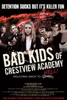 Bad Kids of Crestview Academy - Movie Poster (xs thumbnail)