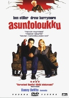 Duplex - Finnish DVD movie cover (xs thumbnail)