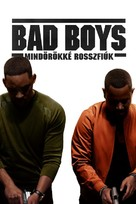 Bad Boys for Life - Hungarian Movie Cover (xs thumbnail)