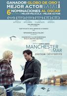 Manchester by the Sea - Mexican Movie Poster (xs thumbnail)