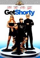 Get Shorty - DVD cover (xs thumbnail)