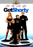 Get Shorty - DVD movie cover (xs thumbnail)