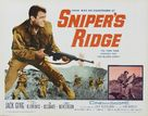 Sniper's Ridge - Movie Poster (xs thumbnail)