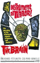 The Brain - Movie Poster (xs thumbnail)