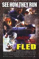 Fled - Movie Poster (xs thumbnail)